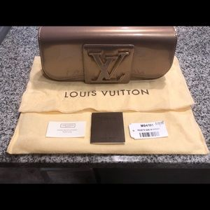 Louis Vuitton Electric Epi Pochette Sobe Nior